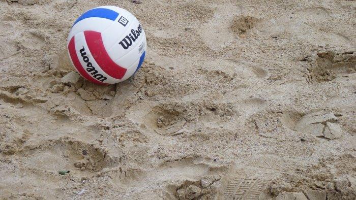 beach volley agli europei under 20 il sannita fusco e salito sul podio