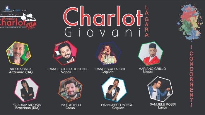 mariano grillo vince la 33esima edizione del premio charlot giovani