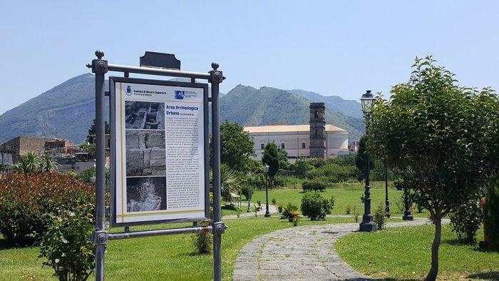 nuceria gladiator da roma al parco archeologico