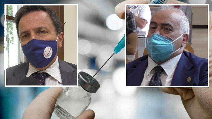 covid a benevento ricoverate due persone ferrante non erano ancora vaccinate