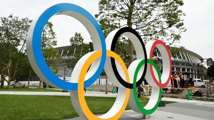 olimpiadi venerdi la cerimonia oggi le prime gare sono 24 gli atleti campani