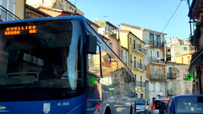 la macchinetta non funziona sul bus e i controllori multano due viaggiatori