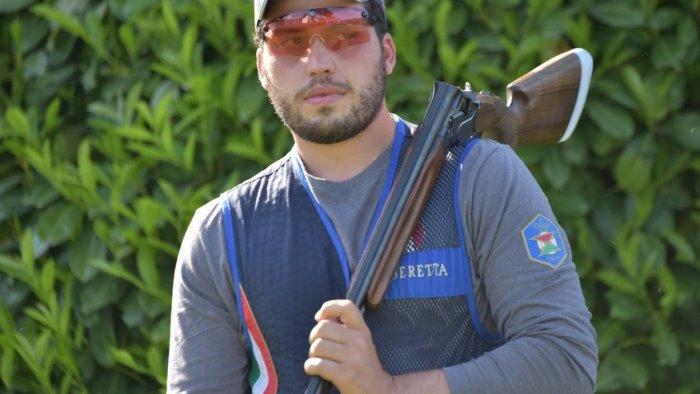 olimpiadi tiro al volo per cassandro esordio positivo nello skeet