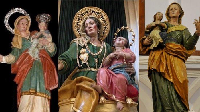 la statua di sant anna a savignano irpino patrimonio di storia e bellezza