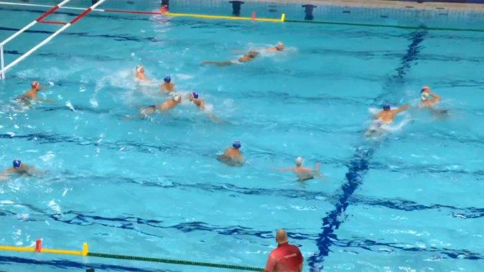olimpiadi pallanuoto il settebello pareggia contro la grecia