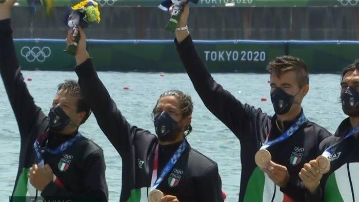olimpiadi canottaggio di costanzo racconta la sua sorprendente giornata
