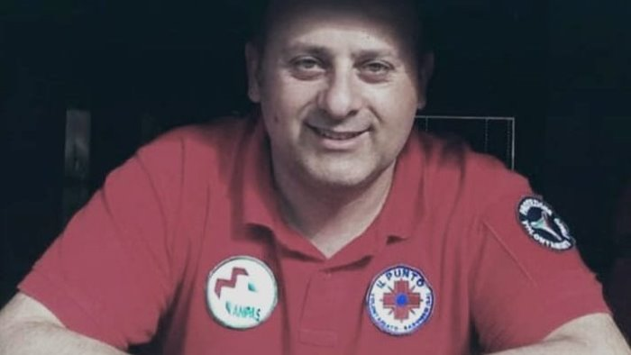mario santaniello e il nuovo presidente dell associazione il punto