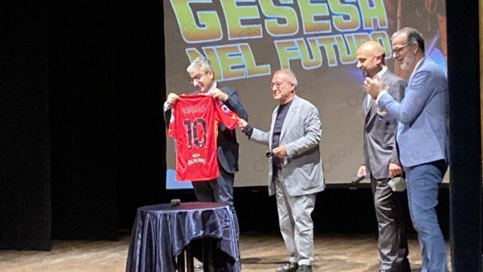 intesa tra gesesa e benevento calcio motivo di grande orgoglio