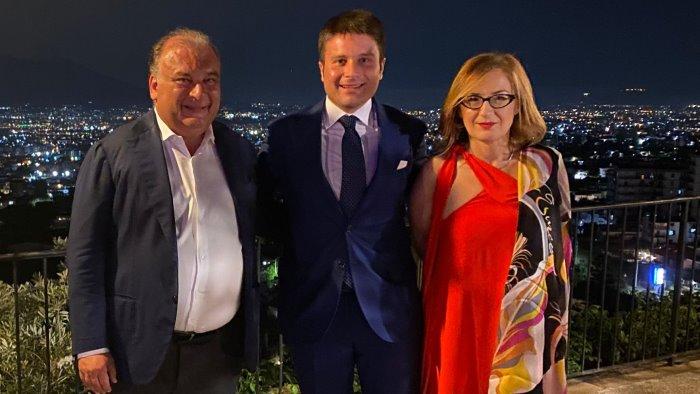 forza italia francesco maria rubano confermato vice coordinatore regionale