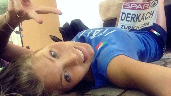 olimpiadi atletica grande delusione per la derkach