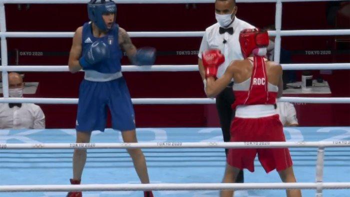 olimpiadi boxe irma testa sul ring per fare la storia e salvare il movimento