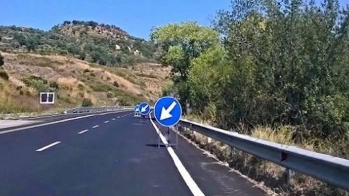 cilentana dal prossimo 11 agosto innalzati i limiti di velocita