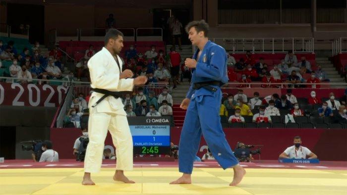 olimpiadi judo parlati vince il suo match ma l italia va fuori contro israele