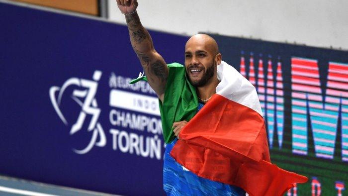 jacobs fa 9 94 nei 100 metri nuovo record italiano