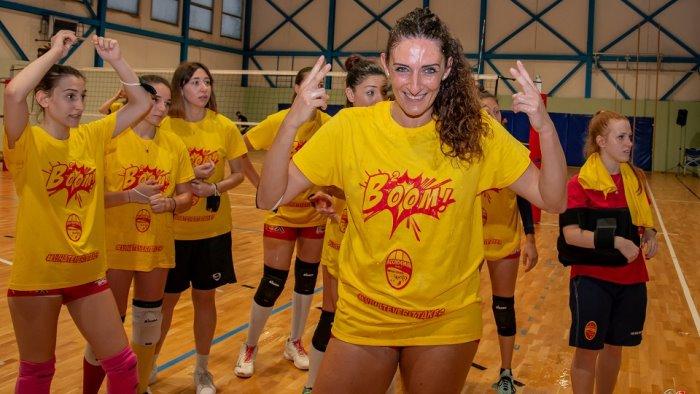 accademia volley pericolo resta anche in serie b2