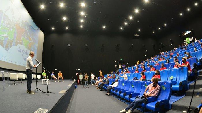 cala il sipario sull edizione 50 plus del giffoni film festival