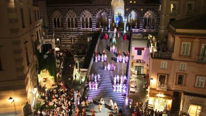 capodanno bizantino ad amalfi via ai festeggiamenti