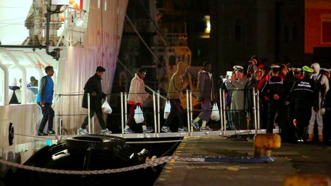 40 migranti in arrivo a cautano e tocco caudio
