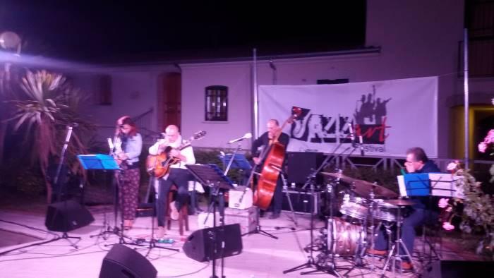jazzart festival un successo per la prima edizione
