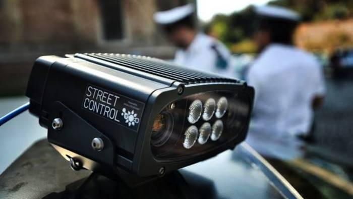 anche ad amalfi arriva il temuto street control