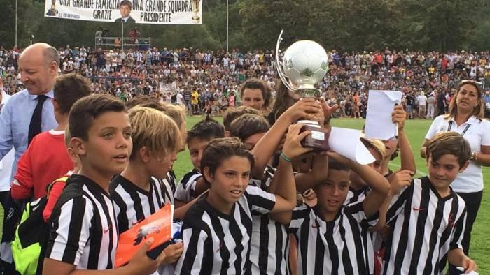 Juventus: oggi classico test in famiglia a Villar Perosa