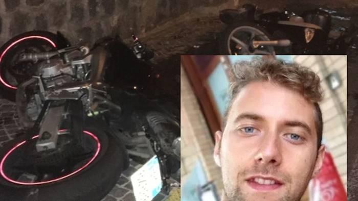 Drammatico incidente a Ischia, muore centauro di 27 anni