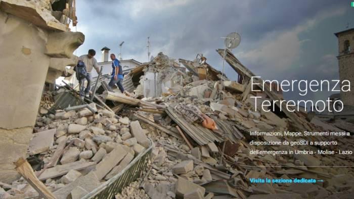 terremoto grazie all irpinia sismi e soccorsi in un click