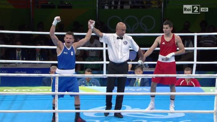 Carmine Tommasone: oggi esordio alle Olimpiadi