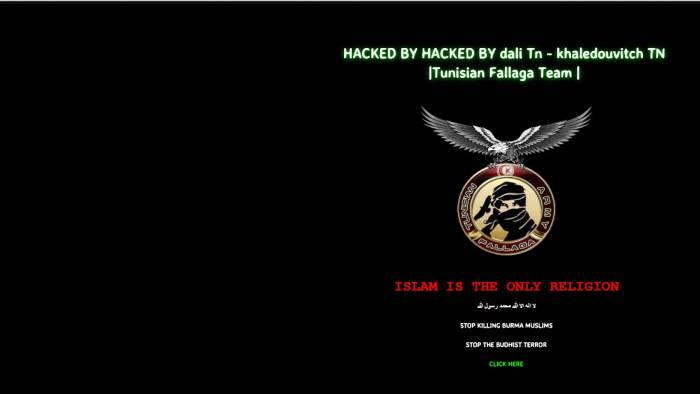 Maddaloni, sito di un liceo hackerato con messaggi pro-Isis