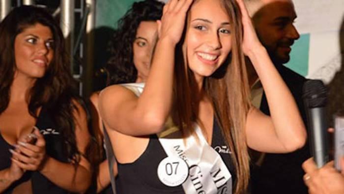 Una salernitana alla finale di Miss Italia
