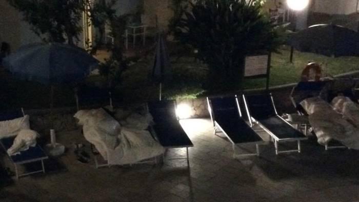 Sisma Ischia, Borrelli: conclusi soccorsi, ora assistenza