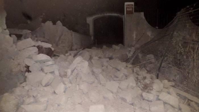 sisma ischia attacchi strumentali e infondati verso il pd