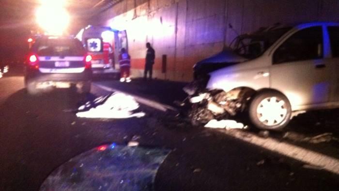 Motociclista contromano sull'autostrada Napoli-Salerno muore a Torre Annunziata