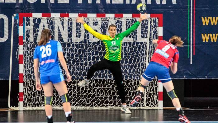 handball a salerno lo stage della nazionale azzurra
