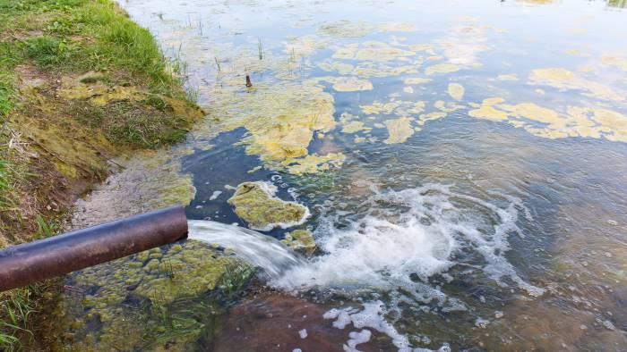 inquinamento solofrana sequestrato depuratore 9 denunce