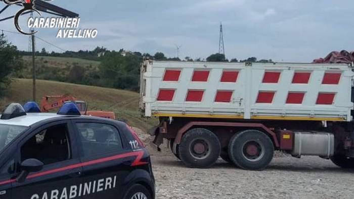 conza gestione illecita di rifiuti imprenditore nei guai