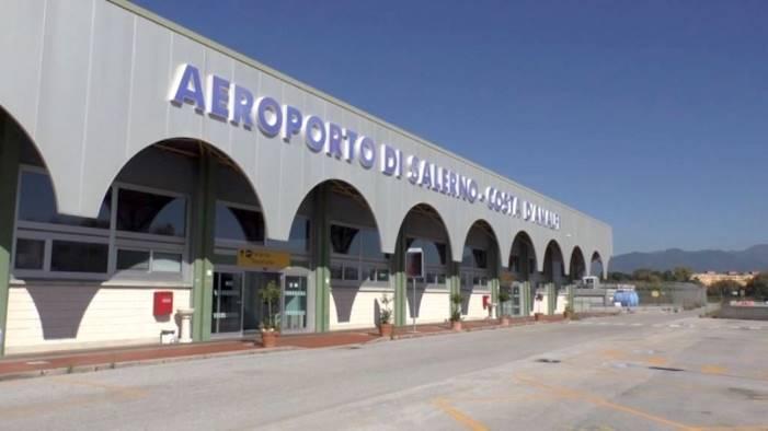aeroporto costa d amalfi bando in gazzetta ufficiale
