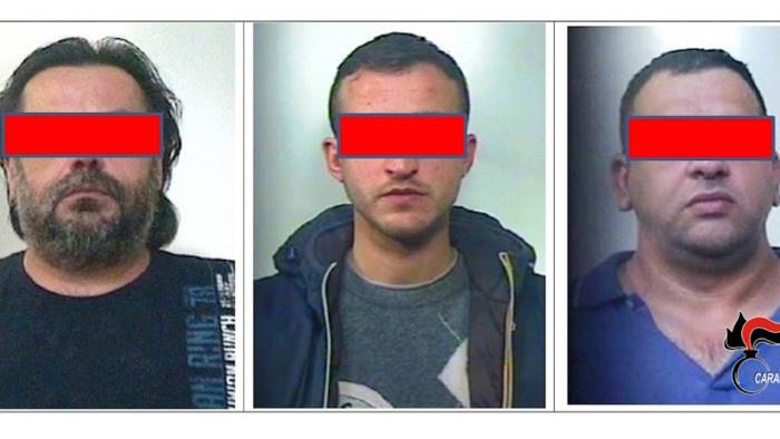 cocaina nascosta nelle auto sgominata banda 3 arresti