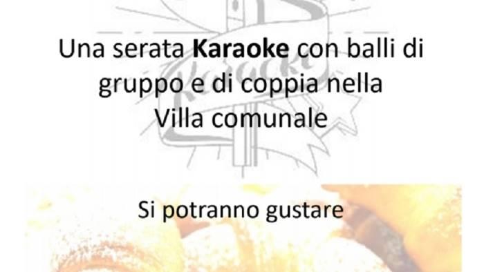 a taurasi il 16 agosto cornetti caldi e karaoke