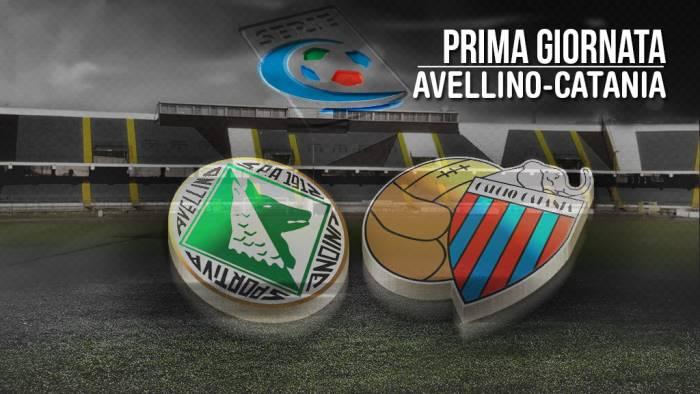 Avellino - Catania 3-6, finale al Partenio-Lombardi