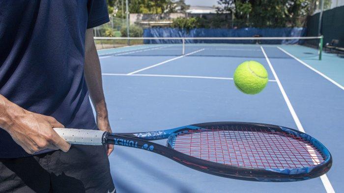 tennis brancaccio campione d italia di seconda categoria