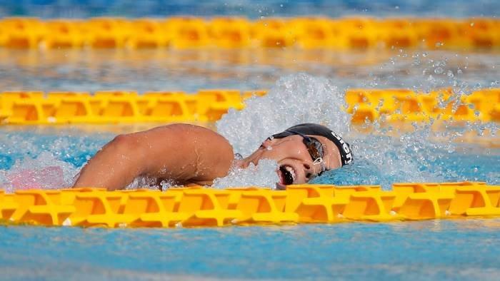 nuoto pirozzi a roma per il sette colli 2020