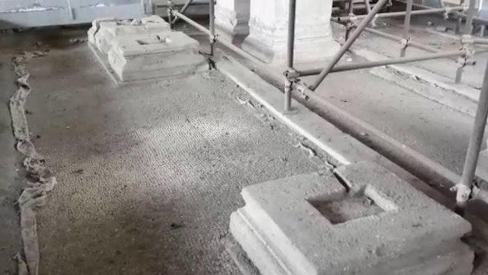 nuovi scavi archeologici in campania