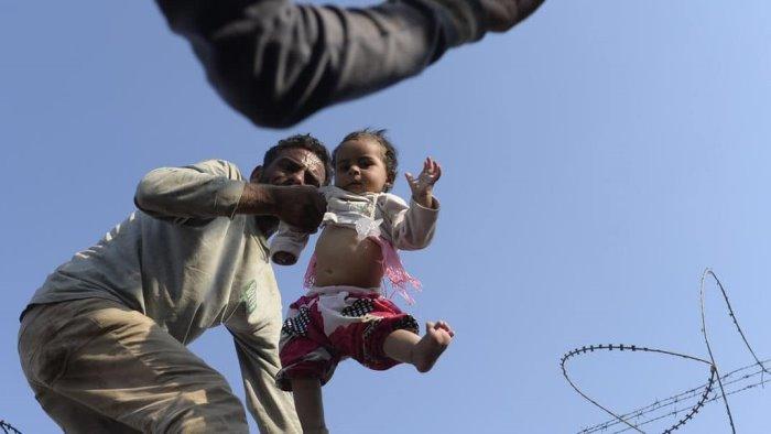 capaccio paestum pronta ad accogliere gli afgani in fuga