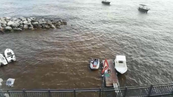 m5s cammarano frana in costiera stop a opere tampone