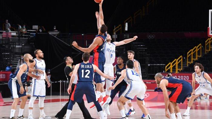 basket italia eliminata ai quarti dalla francia