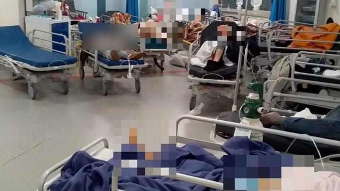 covid aumentano i ricoveri in irpinia 7 pazienti al frangipane e 6 al moscati