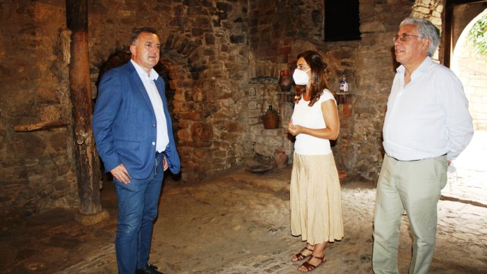 l antico frantoio di pietrelcina diventa museo