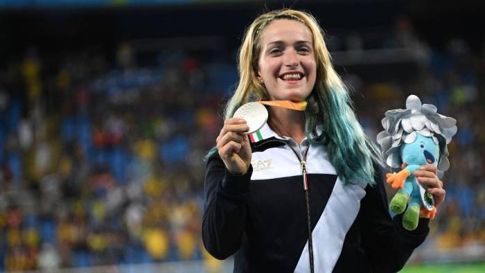 Paralimpiadi: 8 medaglie per Italia Team