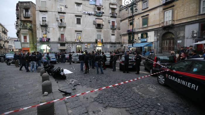 Napoli, omicidio del boss Esposito: arrestati tre sicari del clan